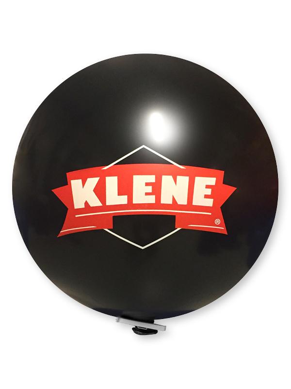 Werbeballons mit Logo